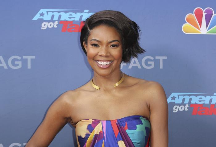 "Gabrielle Union at the ""America's Got Talent"" Season 14 Kickoff in Pasadena, Calif."