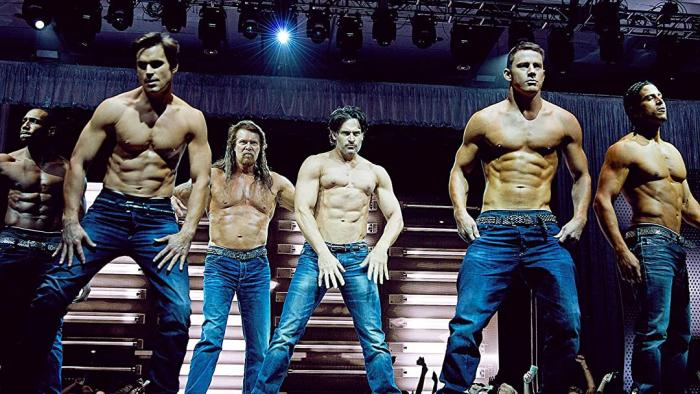 """A publicity still from """"Magic Mike"""""""