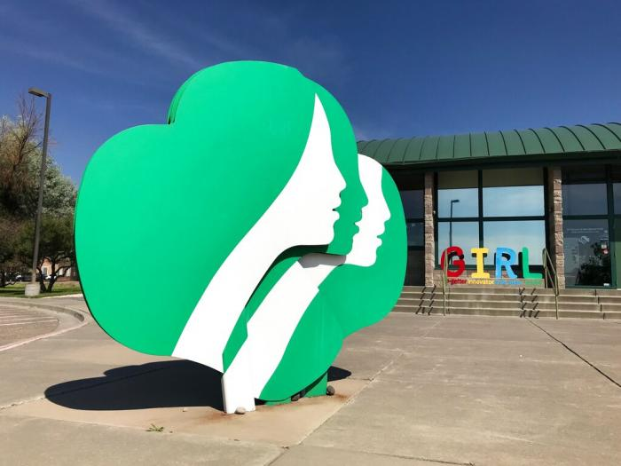 The headquarters of Girl Scouts of New Mexico Trails in Albuquerque, New Mexico.