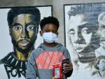 Art Exhibit in Chadwick Boseman's Hometown Honors Legacy