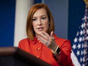 Watchdog: Psaki Violated Ethics Law By Promoting McAuliffe
